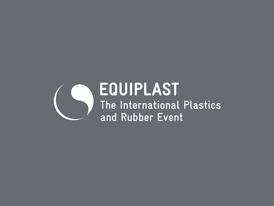Logo of the Equiplast, a key trade fair in the field of plastic manufacturing